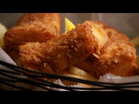 Breville Presents a Fish and Chips Recipe by Chef Jeremy Sewall in Fishing for Real