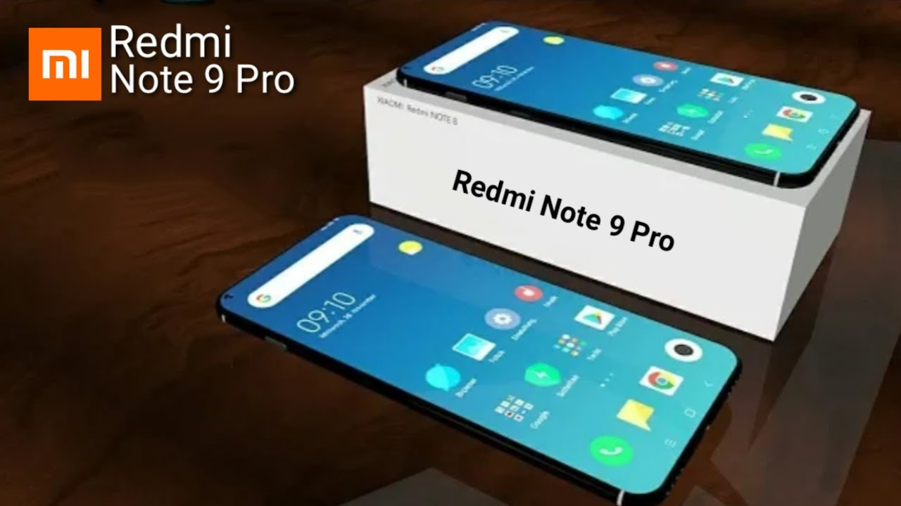 Redmi Note 9 Pro First Look - Specifications, Price & Launch Date !!!