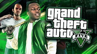 BACK PLAYING GTA 5!!!