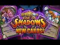 Rise of Shadows Review #5 - VALUE TOWN IS BACK IN BUSINESS! | Hearthstone