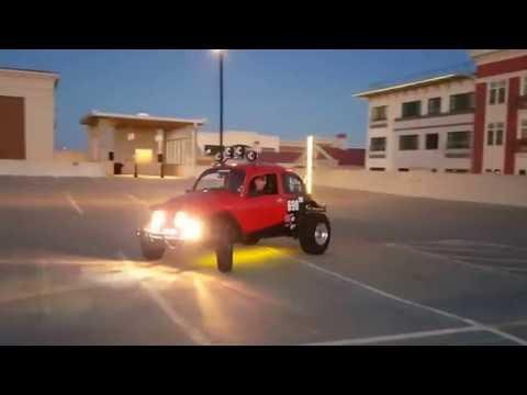 Racing my Baja Bug