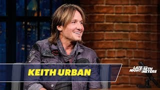 Keith Urban Reveals Nicole Kidman Has a Cameo on One of His Songs