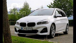 BMW 220d Xdrive Gran tourer (190HP) review