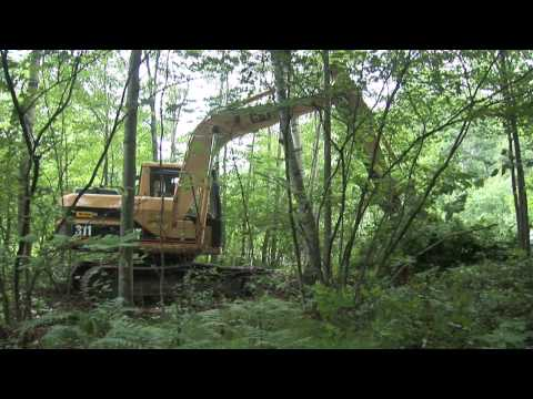 Harrys Excavating ~ Site Clearing