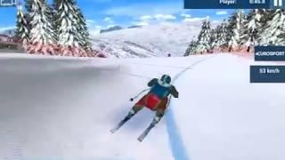 видео Скачать бесплатно Ski Challenge 14 для Андроид