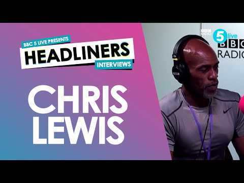 Chris Lewis on cricket, prison and redemption