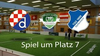 Spiel 43: GNK Dinamo Zagreb 0-2 TSG 1899 Hoffenheim │U12 Hallenmasters TuS Traunreut 2017