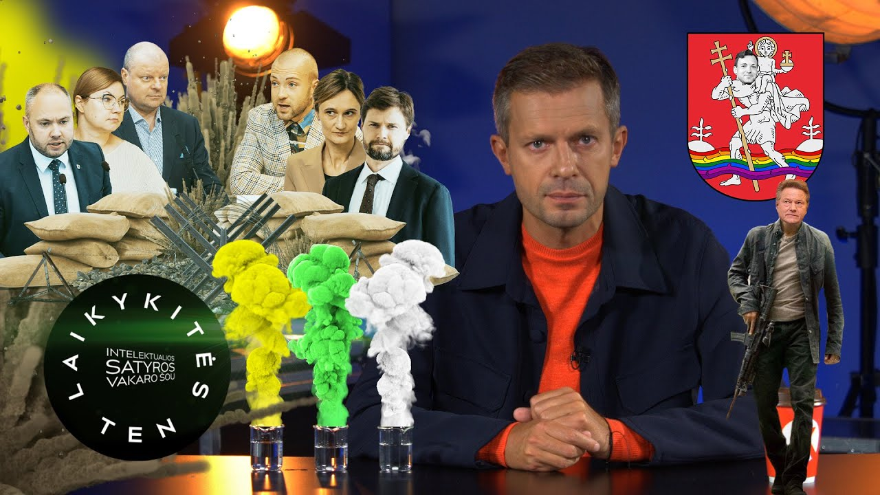 Download Kovos laukas: Seimas ir geros jums .... dienos || Laikykitės ten || S06E03 || Laisvės TV