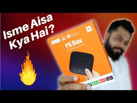 Xiaomi Mi Box 4K Ultra HD Android 8.0 TV Box Review - Isko Jaroor Dekhe!