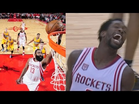 James Harden Game Winner! Campaigning for MVP! Nuggets vs Rockets