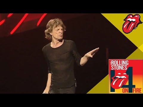 The Rolling Stones - Bitch Live in Sydney November 12th