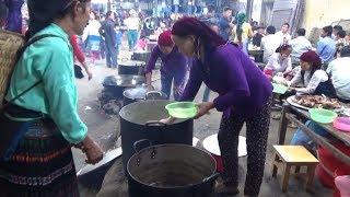 Thưởng Thức Món Đặc Sản Thắng Cố Chợ Mèo Vạc Hà Giang Chỉ Có 30k - bản sắc dân tộc