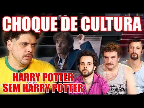 CHOQUE DE CULTURA #1: Harry Potter Sem Harry Potter