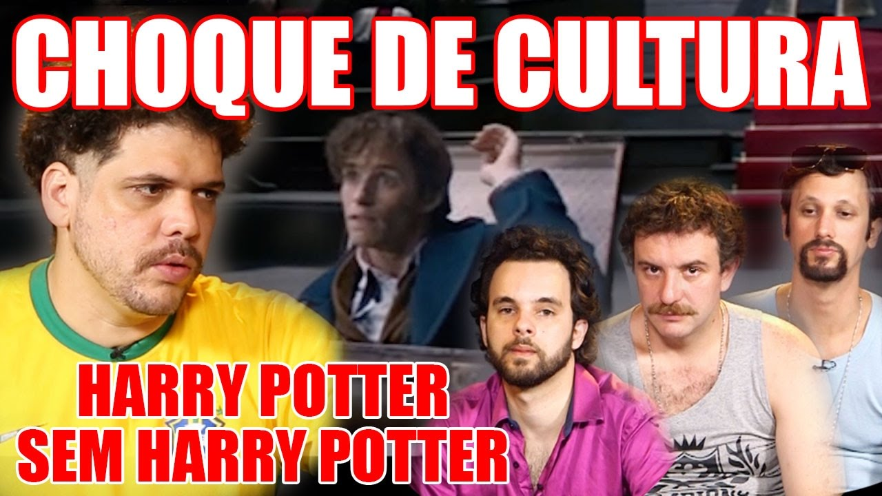Choque De Cultura 1 Harry Potter Sem Harry Potter Youtube
