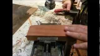 Make A Homemade Card Scraper - Putty Knife