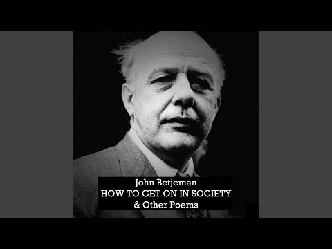 How To Get On In Society
