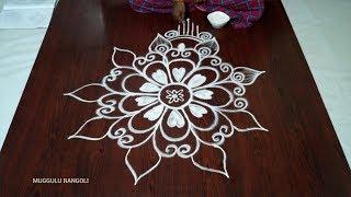 easy rangoli designs videos easy rangoli kolam rangoli easy and simple very very easy rangol