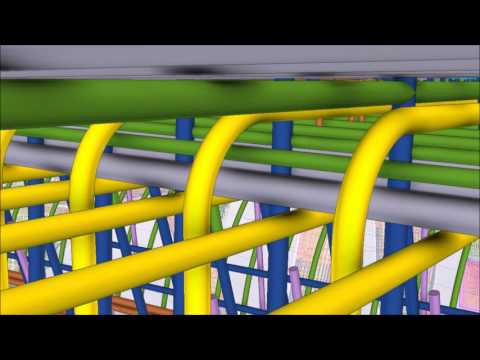 Tekla Middle East BIM awards 2016 - Junction 9 Bridge by Neo Spectrum