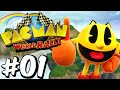 Pac-Man World Rally - Part 1 - Cherry Cup! (1080p60)