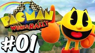 Pac-Man World Rally - Part 1 - Cherry Cup! (1080p60)