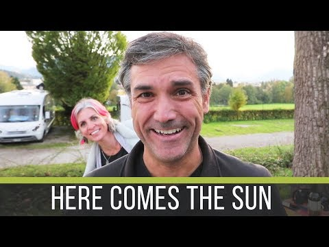 Salzburg Tour - The Best Camp Showers Ever - Motorhome Europe - Episode 14