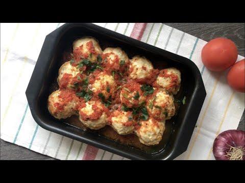 Тефтели в томатном соусе в духовке - Duration: 1:00.