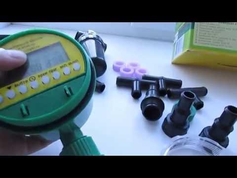 Комплект капельного полива КПК-24-К. Обзор покупателя