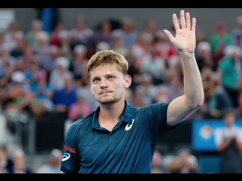 [HD] David Goffin vs. Thomaz Bellucci - R1 Brisbane 2016 Highlights