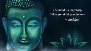 Best Buddha Wisdom Quotes & Music Playlist - Meditation Songs for Buddhist With Beautiful Wallpaper