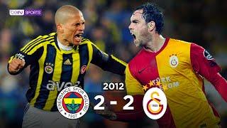 Fenerbahçe 2 - 2 Galatasaray Maç Özeti 17 Mart 2012