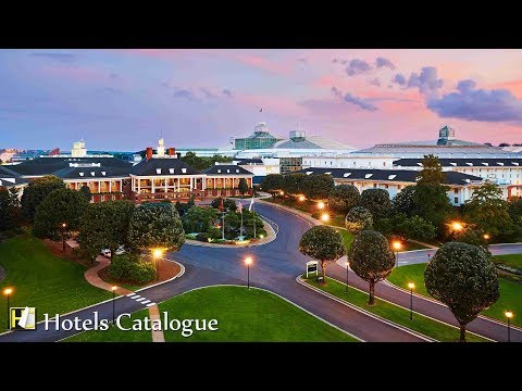 Gaylord Opryland Resort & Convention Center - Opryland Hotel in Nashville - Tennessee