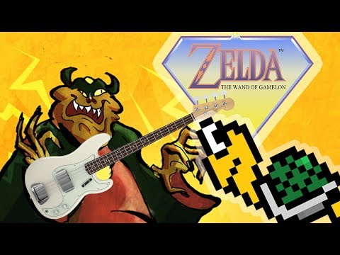 Zelda Wand of Gamelon - Sakado Graveyard (Funk/Disco Remix)