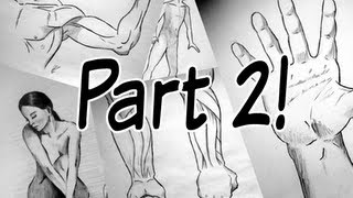 How to make your own manga or doujinshi tutorial - Part #2: Sketching and getting better in drawing