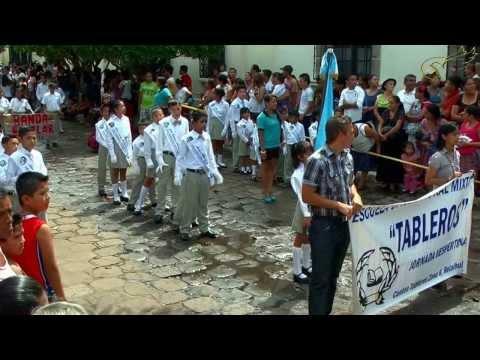 "Desfile 14 Septiembre Retalhuleu Guatemala ""MILENIUM, Canal 26 Megavision."""