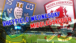 *Carlos Out!* SWFC vs Middlesbrough😓