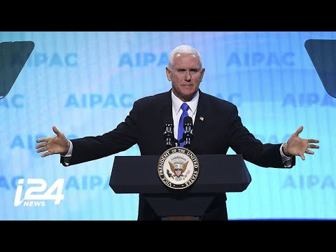 FULL: Vice President Mike Pence's Address at AIPAC 2019