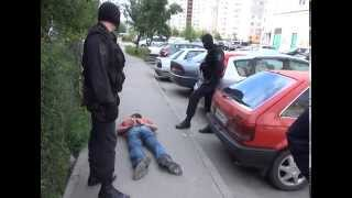Калининградские полицейские пресекли деятельность группы автоугонщиков