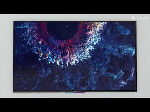 Huawei Honor Smart Screen 55 end 55PRO - official video