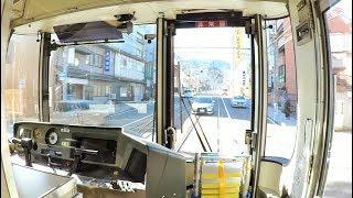 ある日の京阪電車(その1)【京都市内からびわ湖浜大津駅までの道中の模様】