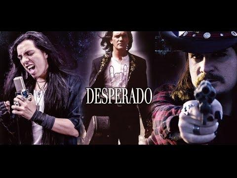Desperado - Canción del Mariachi | Versión Metal - Victor de Andrés & Paulo Cuevas