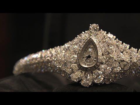 Baselworld: Graff Diamonds Offers a $40 Million Dollar Watch