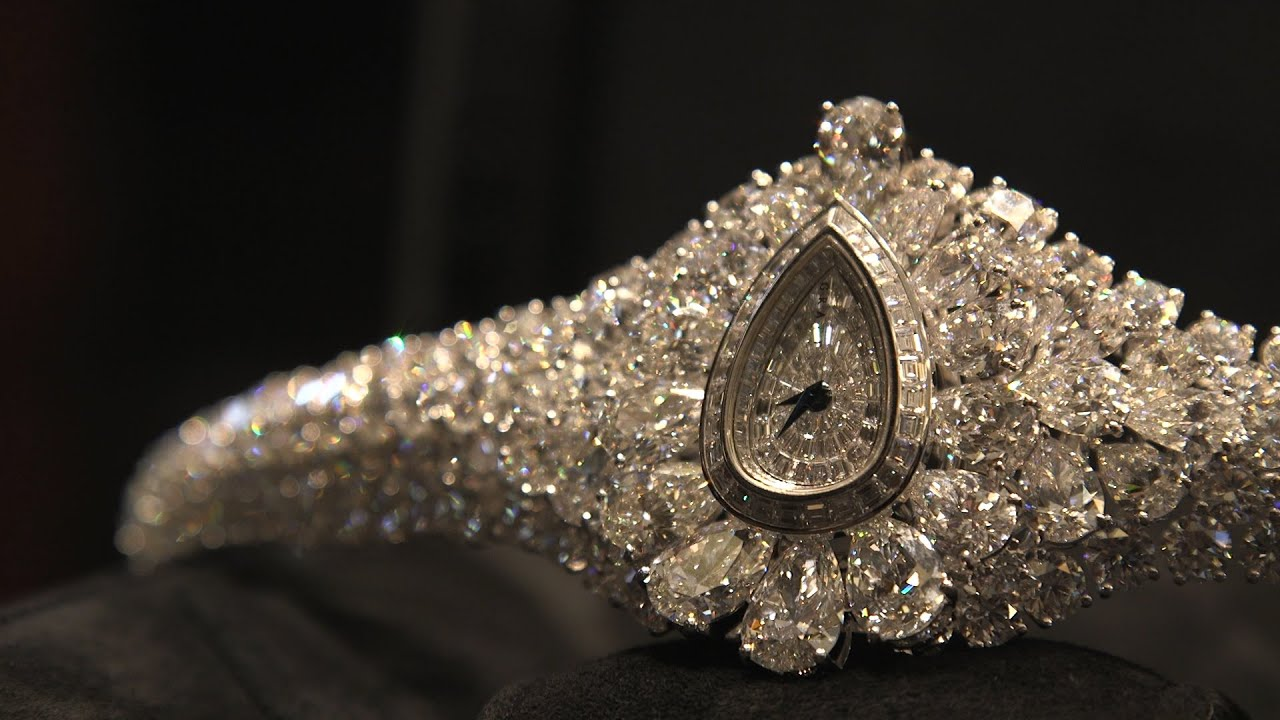 Baselworld Graff Diamonds Offers A 40 Million Dollar