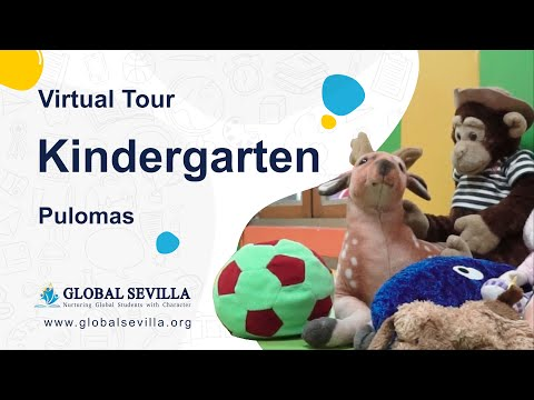 Virtual Tour Global Sevilla Pulomas - Kindergarten