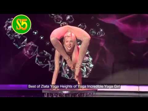 Zlata contortionist discovery channel is it possible - 4 6