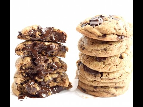 The Best Chocolate Chip Cookies Ever | Truffles and Trends SNACK FLICKS