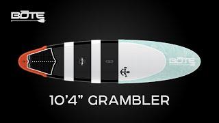 BOTE 2016 Grambler Surfing Paddle Board