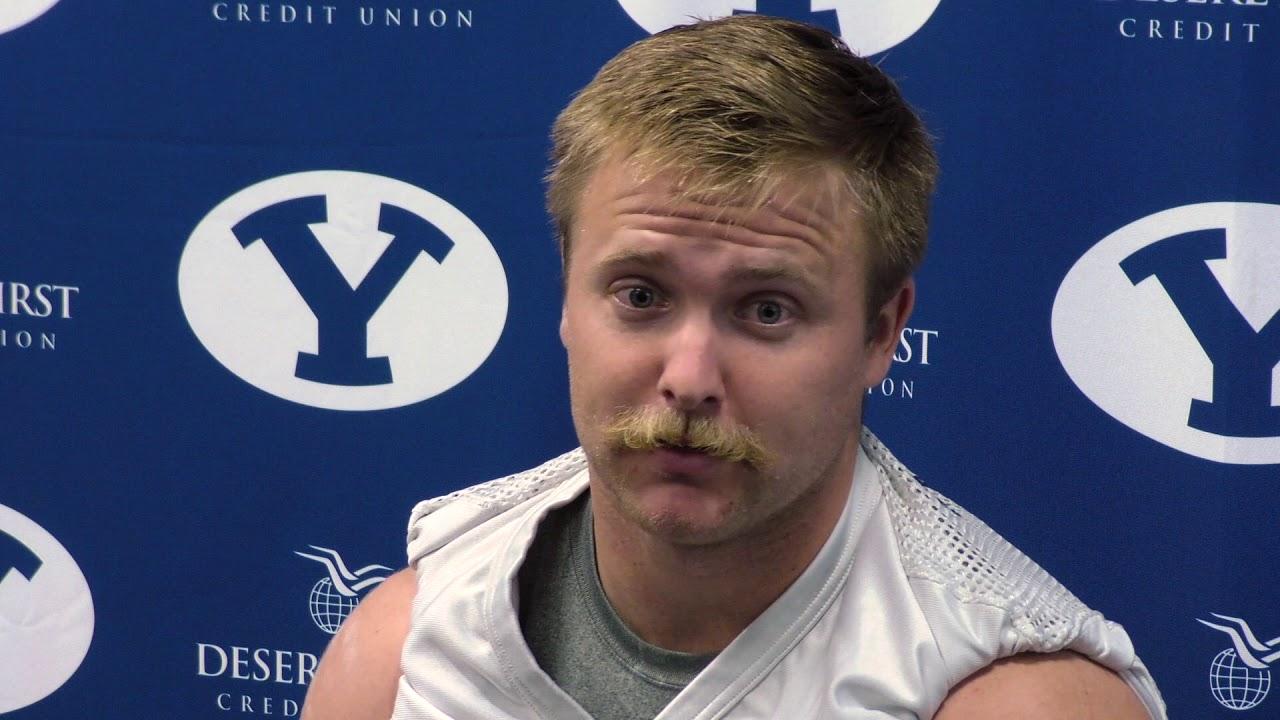 2017 BYU football: Matt Hadley talks Utah week, recaps LSU ...