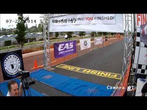 Solana Beach Triathlon and Duathlon - July 28, 2014