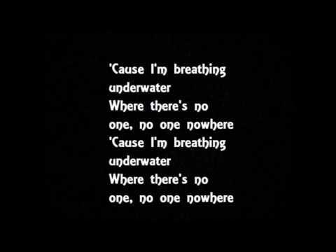 Outlandish Breathing underwater lyrics