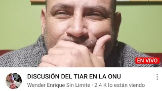 Wender Enrique Sin Limite live stream on Youtube.com